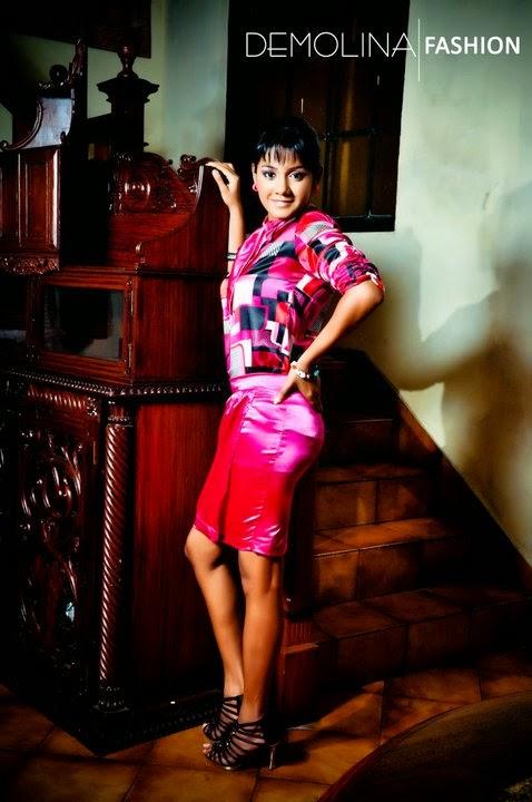 Dinusha Kondadeniya butt pink
