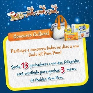 Concurso Cultural de Natal 2012