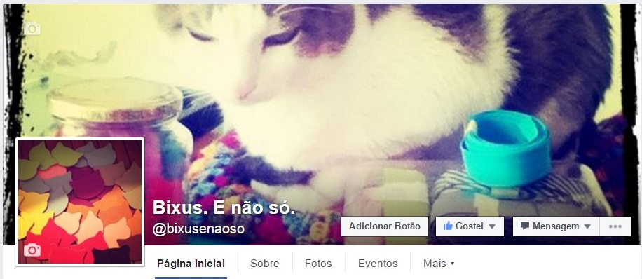 Sigam-nos no facebook!