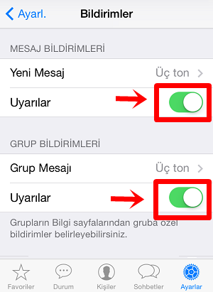how to turn off whatsapp call notifications
