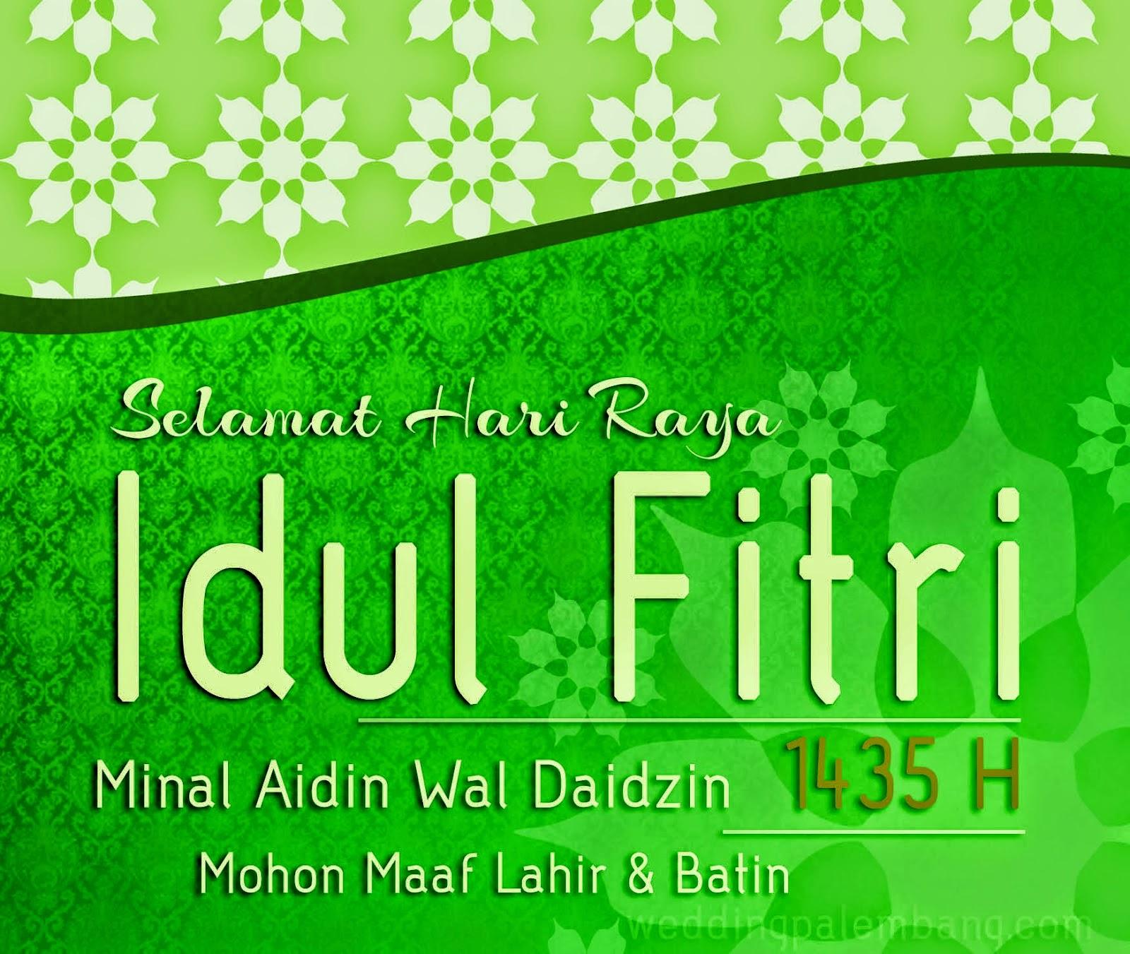 Idul Fitri 1435H