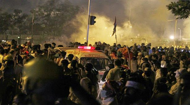 Islamabad clashes: PTI, MQM announce day of mourning in K arachi