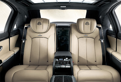 Luxury Car Maybach Price