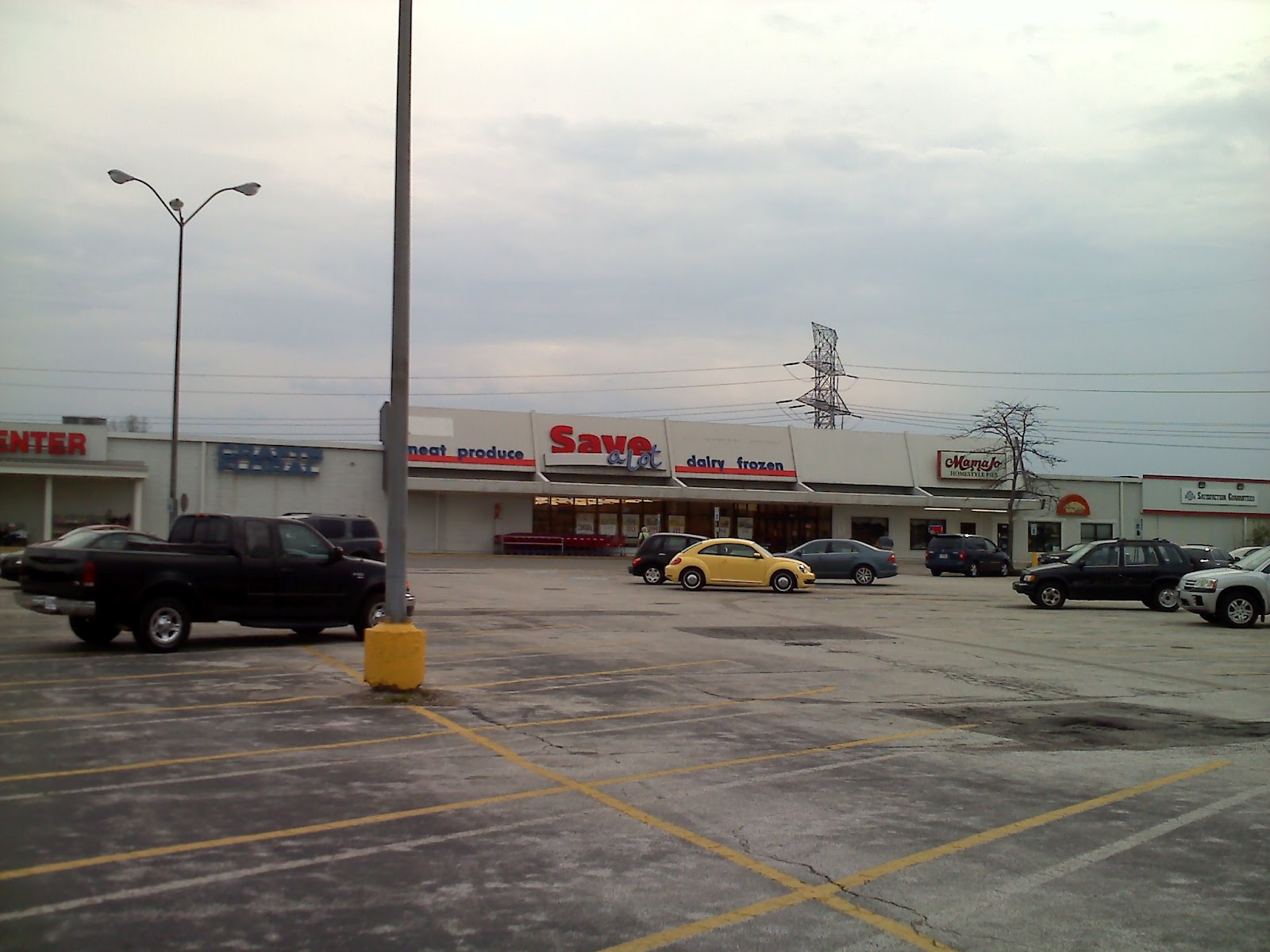 Dead and dying retail former kmart and rini rego in amherst ohio gumiabroncs Choice Image