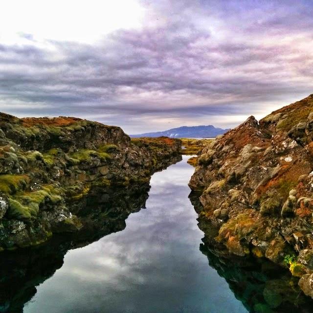 Buceo Silfra y paseo por Reykjavík