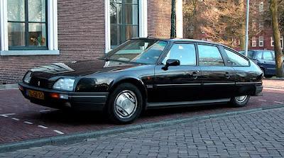 coches de los 80 citroën cx 4