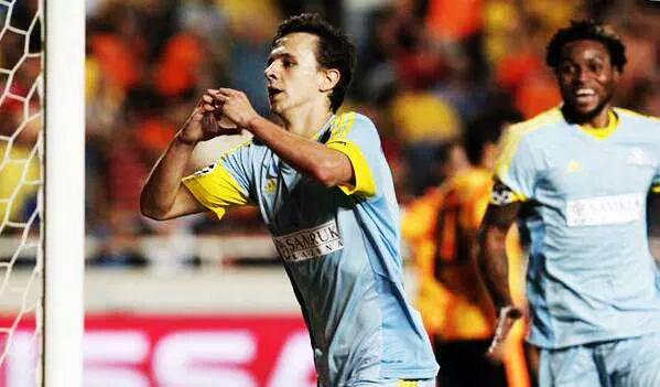 Astana, o primeiro time do Cazaquistão a jogar a fase de grupos da UEFA Champions League