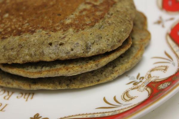 Green Gourmet Giraffe: WW Ricki's buckwheat pancakes