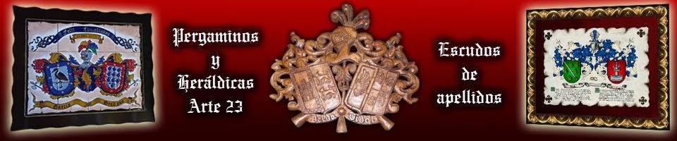 La Heráldica, el escudo de tu apellido