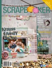 Published in Canadian Scrapbooker  Magazine Summer 2013 Issue