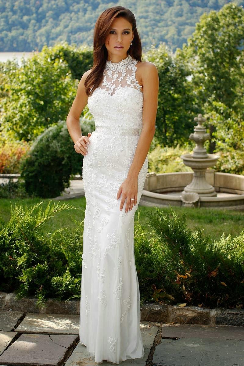 Maravillosos vestidos de novia | Colección Jovani