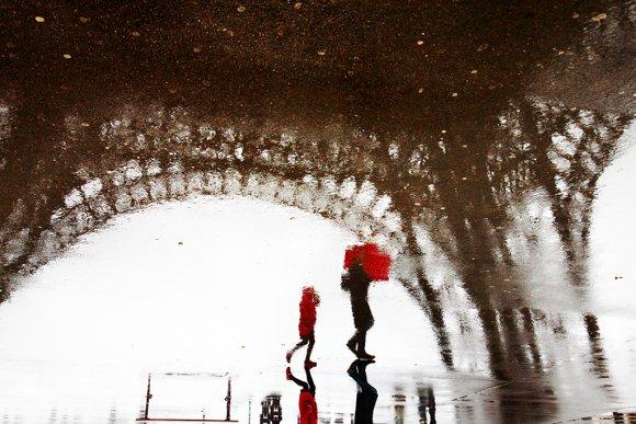 christophe jacrot fotografia cidades chuva tempo ruim Paris