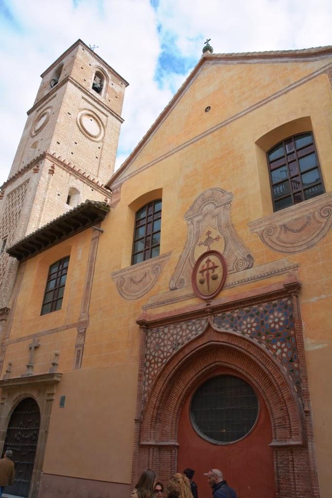 Malaga Churches