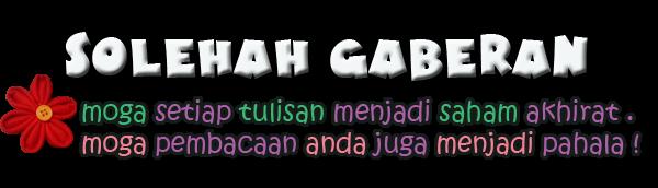 Solehah Gaberan