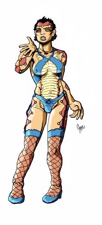 X Men Wolverine Friendly Belligerent