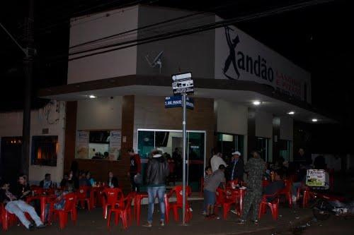 XANDÃO LANCHES & PIZZAS.