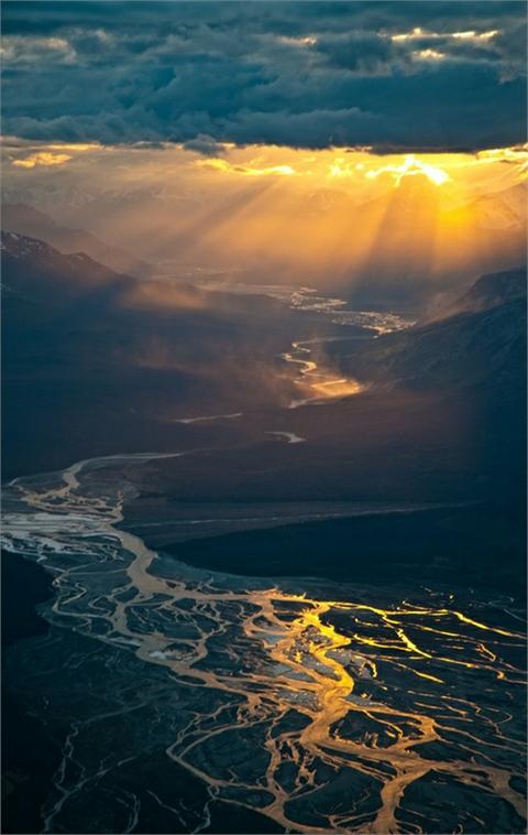 Kanada - Page 4 Kluane+National+Park%252C+Yukon%252C+Canada