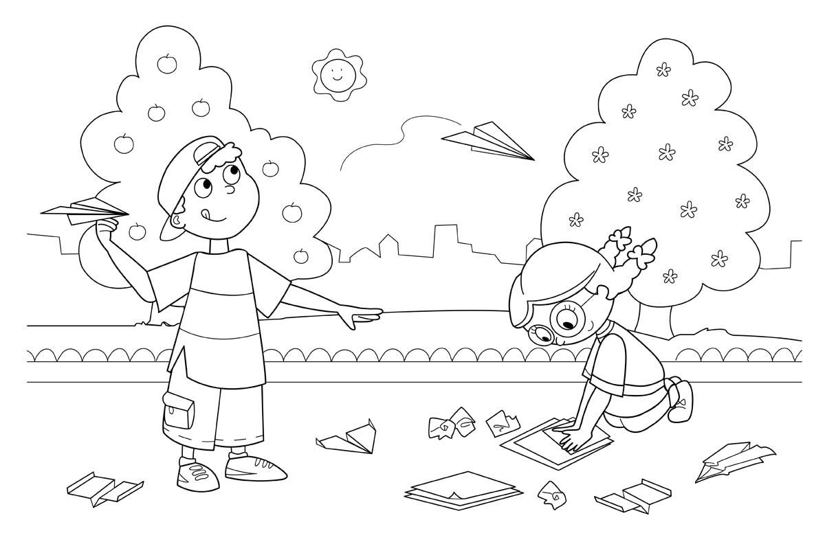 Играть раскраски для мальчиков и девочек