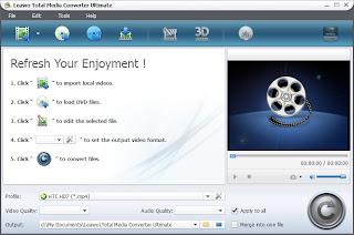 Leawo Total Media Converter Ultimate 5.2.0.1 Full + Patch