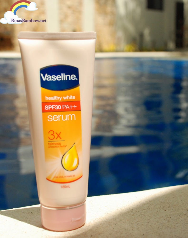Vaseline Water-Based Whitening Serum