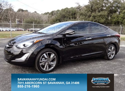 New 2014 Hyundai Elantra, Savannah, GA, New cars, Sedan,