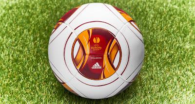 Nueva pelota adidas que se usará en la próxima Europa League