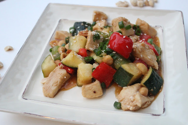 Clean Kung Pao Chicken, #FindYourHealthy with CVS