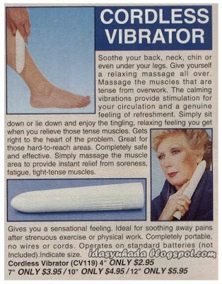 Kegunaan Sebenar Vibrator (Dildo)