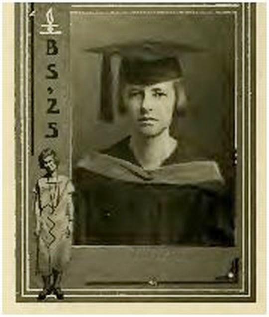 Katherine Elizabeth Shore 1925