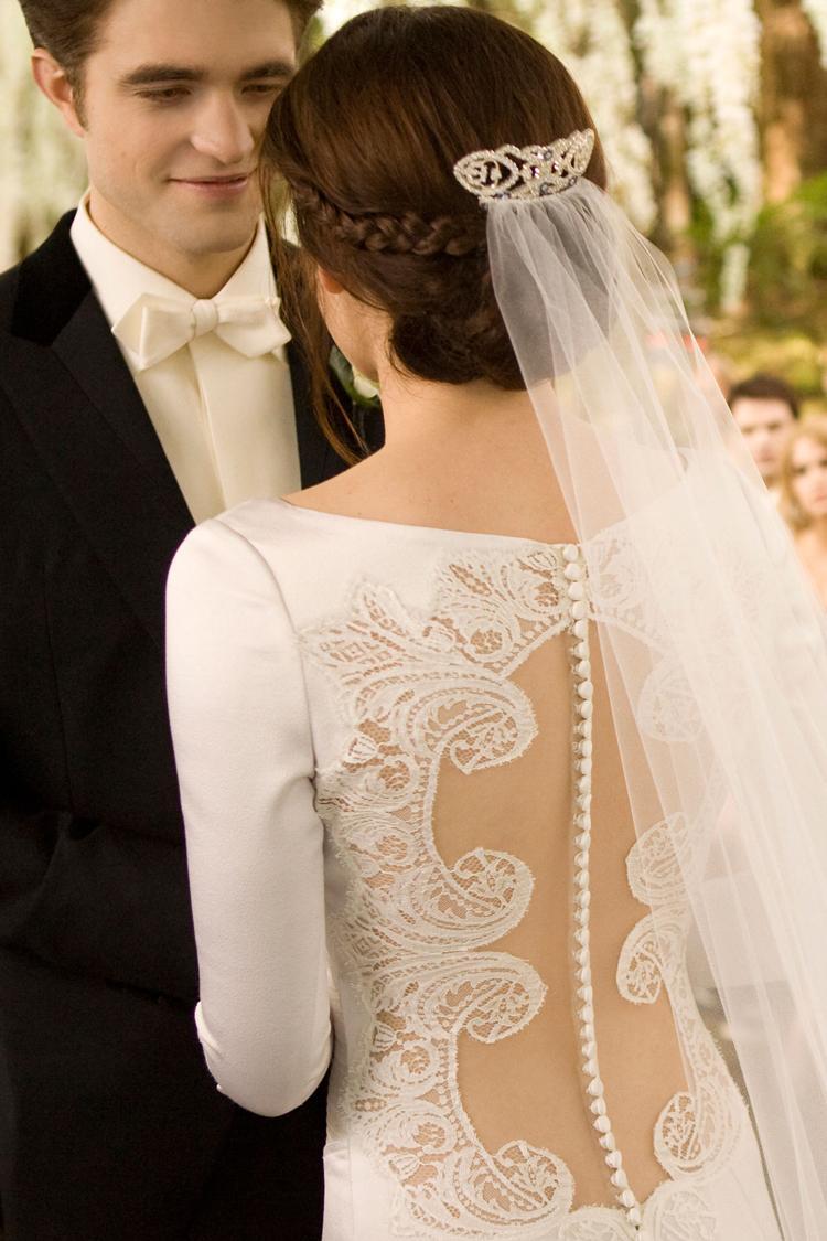 My Bridal Budget, LLC: Bella\'s Bridal Gown from Twilight Saga ...