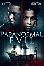 Watch Paranormal Evil Online Free 2017 Putlocker