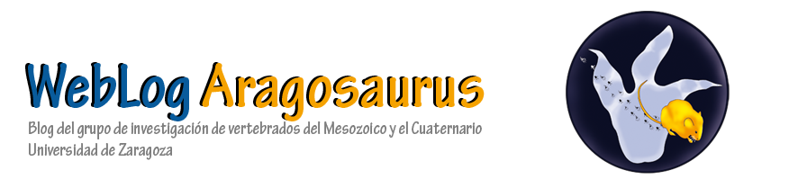 WeBlog Aragosaurus