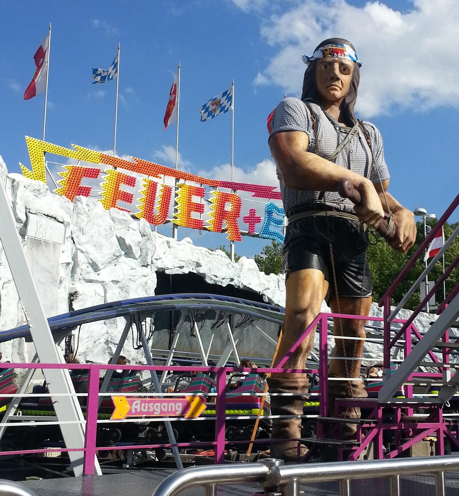 ... Zukunft entgegen!: Freising - Spannende Bm-Wahl und viele nette Leute