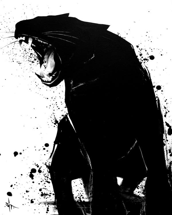 Doctor Ojiplático. Sit Haiiro. Noir (2011). Ilustración | Illustration