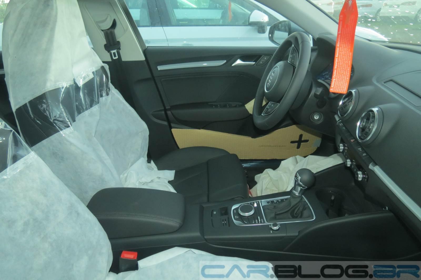 Audi A3 Sedan 1.8 TSFI Ambition - interior