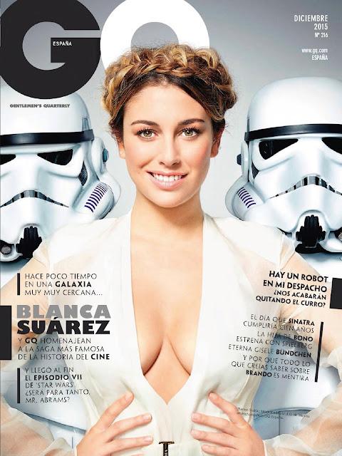 Actress, @ Blanca Suarez - GQ Spain