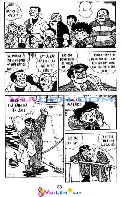 Siêu quậy Teppi chap 39 - Trang 80