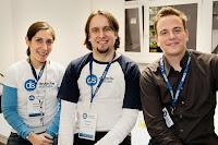 Christina Cassala und Alexander Hüsing von deutsche-startups.de