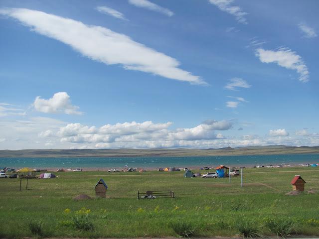 туризм дикарями - отдых в палатках
