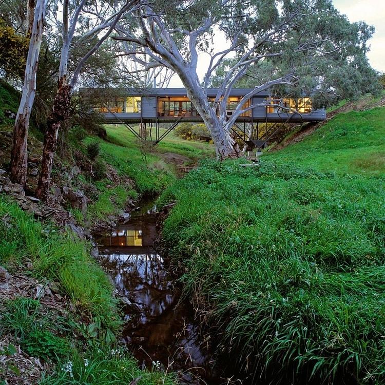 Haus Im Einklang Mit Der Natur   Moderne Architektur Und Design