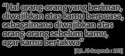 Jadwal Puasa Ramadhan 2012 (1433H) Indonesia Dengan Jadwal Imsakiyah