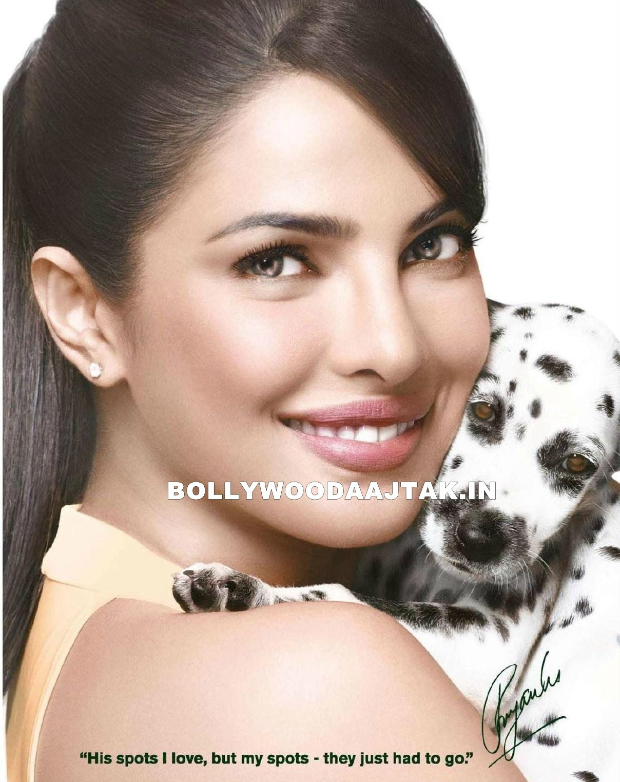 Priyanka Chopra Garnier Ad Face Close up1 - Priyanka Chopra Garnier Ad HQ Pics