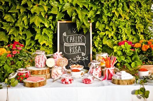 Pizarras en las bodas a todo confetti blog de bodas y - Pizarras para decorar ...