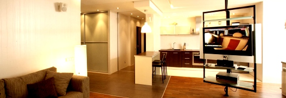 Ремонт дизайн однокомнатной квартиры