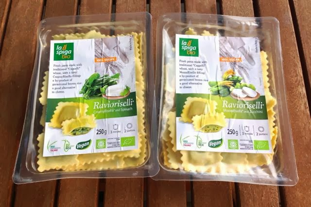 Review: Ravioriselli Ravioli with MozzaRisella