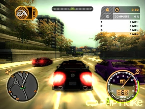 Need For Speed Most Wanted Game For PC Full Version