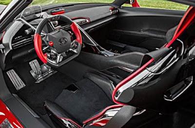 2016 Toyota Supra FT-1 Release Date
