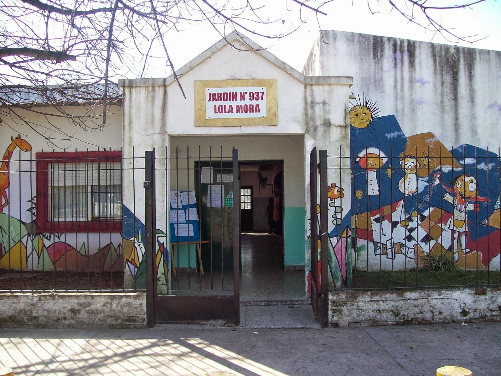 Jardin de infantes lola mora - Los jardines de lola ...