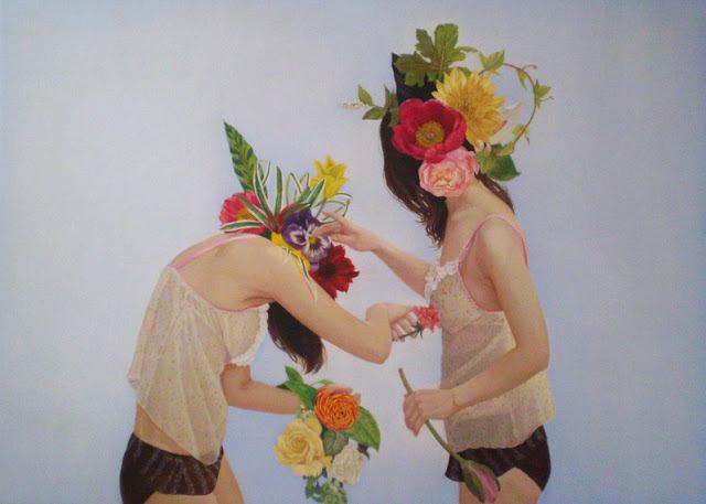 Pintura. Painting - ©Naomi Okubo
