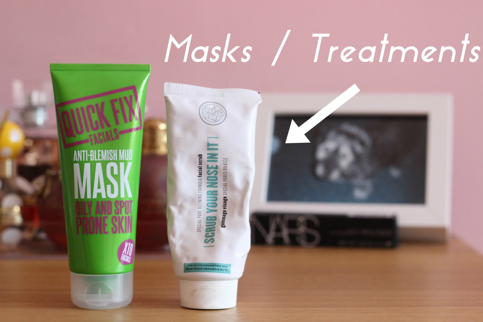 budget skincare, mask, scrubs